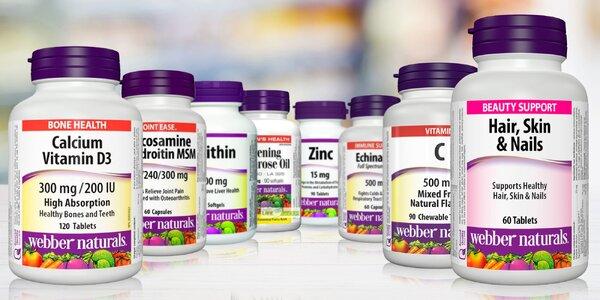 Set vitamínov pre vaše zdravie