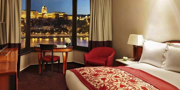 Objavujte Budapešť: 4 dni s raňajkami, wellness a plavbou po Dunaji pre 2 osoby