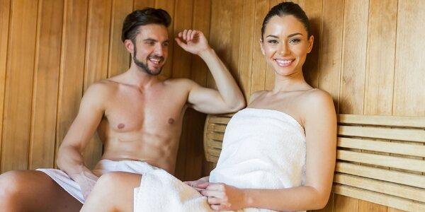 Wellness pre 2 osoby: sauna aj s masážou!