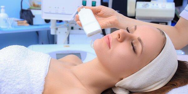 Skin scrubber, ultrazvuk alebo hydratačné ošetrenie exkluzívnou kozmetikou…
