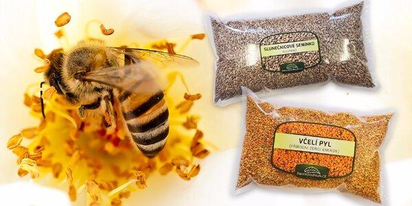 Zobnite si zo zdravých semienok! Slnečnica, ľan, tekvica či včelí peľ