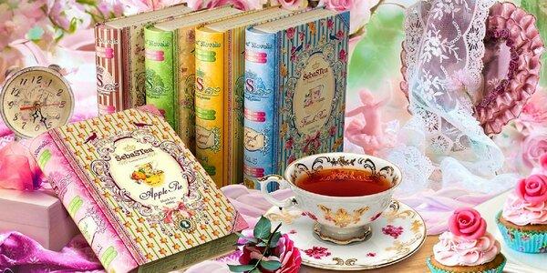 Sypané čaje v štýlových obaloch, ideálne na obdarovanie!