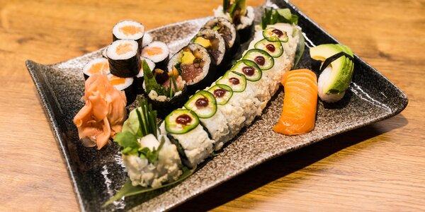 Sushi sety pre 1 alebo 2 osoby
