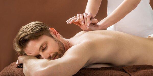 Klasická masáž aj so zábalom alebo výhodné masážne balíčky