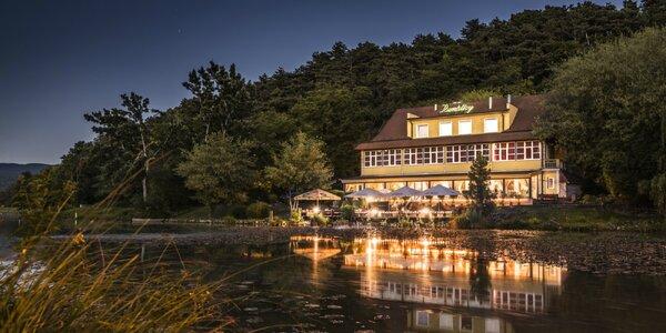 Relaxačný pobyt v romantickom prostredí na brehu rieky Váh