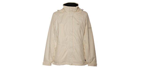 Dámka krémová bunda Northland Professional s fleecovou vložkou