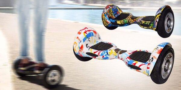 Opäť máme Hoverboard!