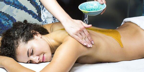 Medová masáž, reflexná masáž chodidiel, klasická masáž chrbta a dolných…