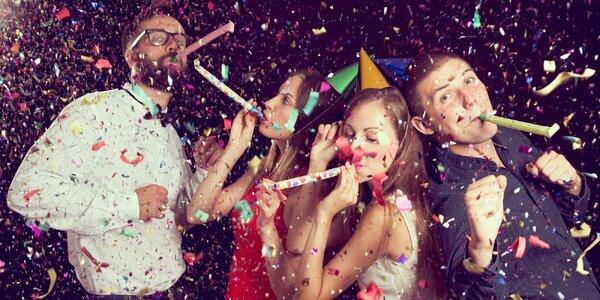 Silvestrovská party na na lodi! Žúr na Dunaji aj s DJom, barom a občerstvením!