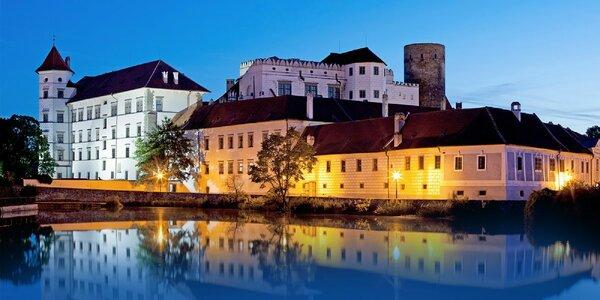 Úžasný pobyt v 4* Concertino Južné Čechy