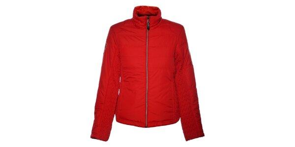 Dámka červená prešívaná bunda Northland Professional