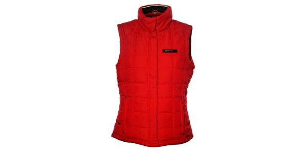 Dámka červená prešívaná vesta Northland Professional