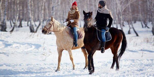 Lekcia jazdenia na koni pre všetky vekové kategórie