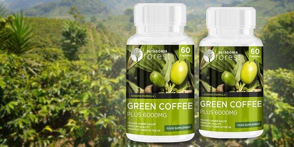 Zelená káva - najsilnejšia zelená káva na trhu, prírodný superantioxidant!