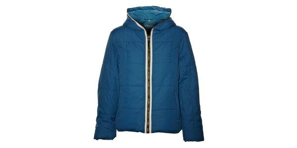 Dámka tyrkysovo modrá zimná prešívaná bunda Northland Professional