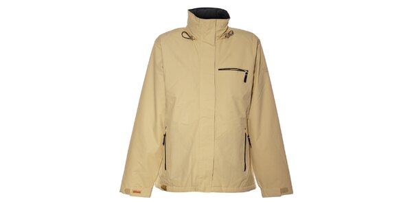 Dámka svetlo krémová zimná bunda Northland Professional