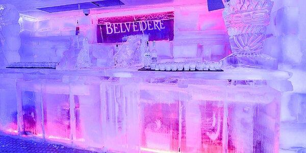 Otvorený voucher do ICE BARU ICON Coffee & Lounge! Ľadový zážitok!