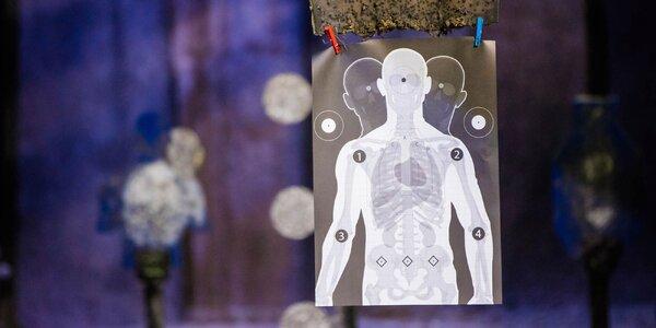 Otvorený voucher do modernej krytej strelnice Hunter Club