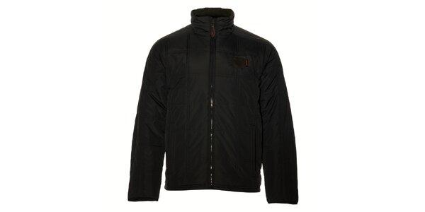 Pánska čierna prešívaná bunda Northland Professional