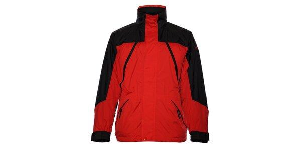 Pánska červená bunda Northland Professional s fleecovou vložkou