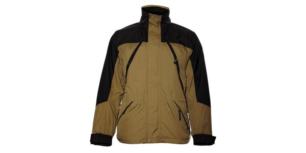 Pánska olivová bunda Northland Professional s fleecovou vložkou