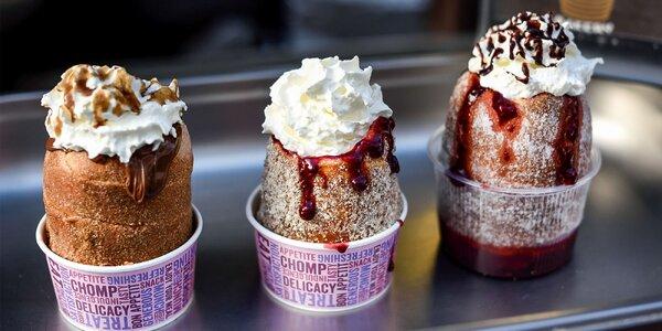 STREET FOOD! Výborné plnené trdelníky z Twister bakery!