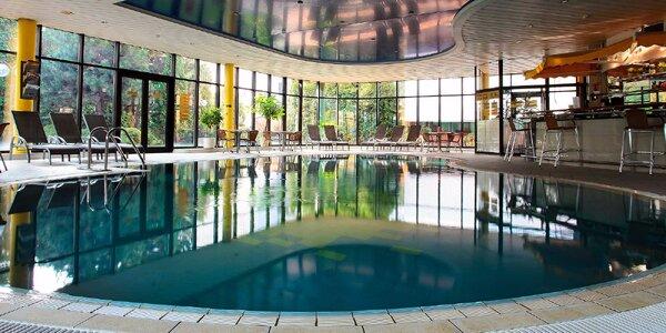 3-hodinový vstup pre 2 osoby do wellness centra hotela Holiday Inn v Bratislave