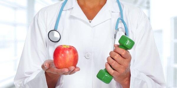 Profesionálny výživový plán zostavený lekármi
