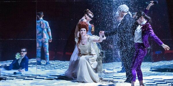 """Vstupenka na predstavenie """"Lesk a bieda kurtizán"""" v Divadle ARÉNA 1.2.2017"""
