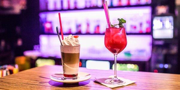 Zamilovaná káva alebo drink Jemné pohladenie v Garibaldis