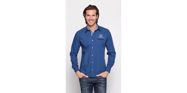 Pánska svetlo modrá košeľa Giorgio di Mare