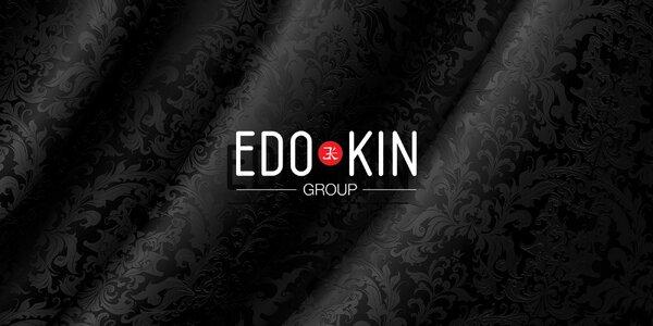 Otvorený voucher na konzumáciu jedla a nápojov v EDO-KIN