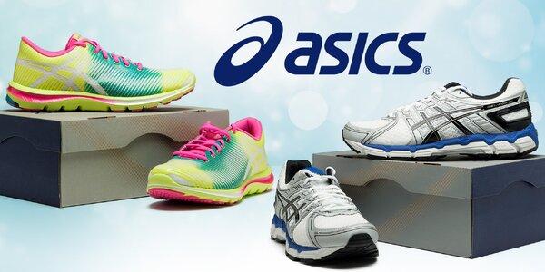 Pohodlná pánska a dámska bežecká obuv Asics