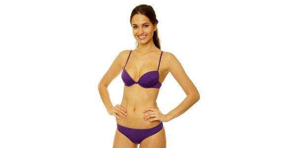 Dámske levandulové bikini Gianfranco Ferré