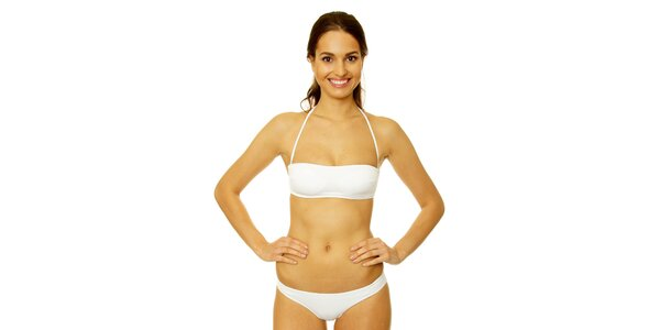 Dámske biele bikini Gianfranco Ferré