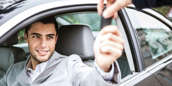 Požičajte si nové auto s EDENcars - na dovolenku, lyžovačku i služobku!