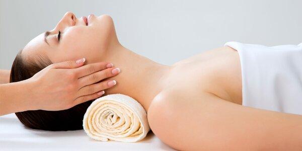 Relaxačná alebo omladzujúca masáž s kyselinou hyalurónovou