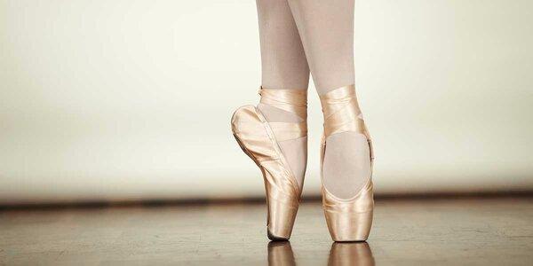 Kurz baletu pre všetkých začiatočníkov