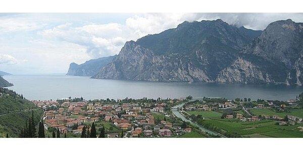 Lago di garda - 6 dní, turistika, cykloturistika 26.-31.5.2013