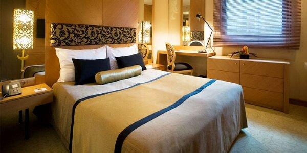 Ubytovanie s raňajkami pre 2 osoby v 4* hoteli