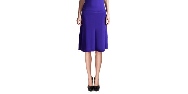 Dámska purpurová krátka sukňa Yuliya Babich