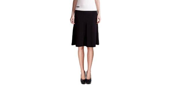 Dámska čierna krátka sukňa Yuliya Babich