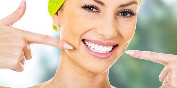 Profesionálne bielenie zubov PEARLSMILE®