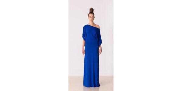 Dámske kobaltovo modré večierne šaty Yuliya Babich