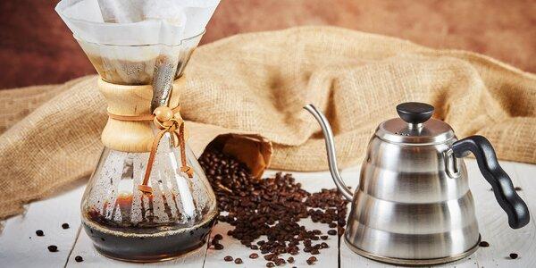 Výberová káva v Street Cafe v Žiline!