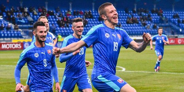 Zájazd na SLOVENSKO – ANGLICKO na ME U21