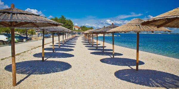Ubytovanie v Chorvátsku pre 2-4 osoby