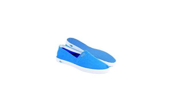 Pánske svetlo modré tenisky Lacoste