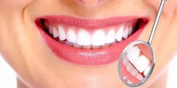 Perleťový úsmev, zuby belšie až o 9 odtieňov!