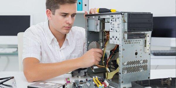 Kompletný servis pre vaše PC a notebook!